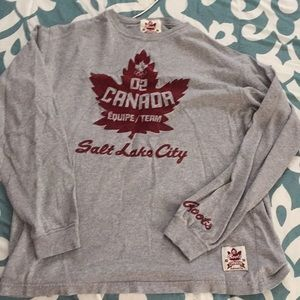 Authentic roots long sleeve